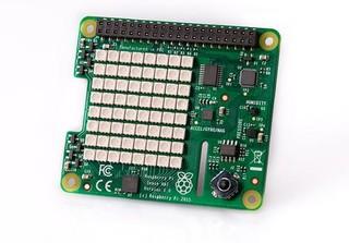 RASPBERRY PI SENSE HAT - rozšiřující deska Raspberry Pi
