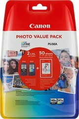 CANON PG-540XL/ CL-541XL multipack pro MG2150 a MG3150 (PG540XL+CL541XL)