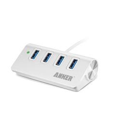 ANKER USB HUB 4port USB3.0 rychlý
