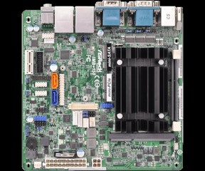 ASROCK INDUSTRIAL MB IMB-150D/J1900 s integrovaným CPU Intel J1900 (2x DDR3 SODIMM, DVI+HDMI, LVDS,