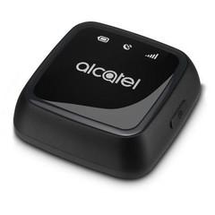 ALCATEL MOVETRACK BAG lokalizační čip černý, modré pouzdro, GPS lokátor