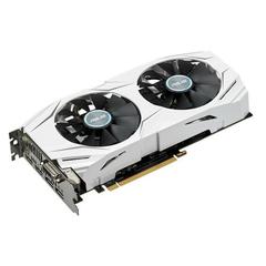 ASUS vga DUAL-GTX1060-O6G GeForce GTX 1060 (1809MHz, 6GB GDDR5X, 192bit, DVI+2xHDMI+2xDPort)