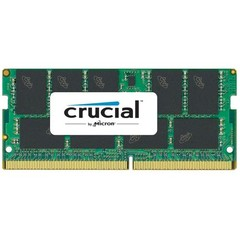 CRUCIAL pro Apple/Mac 16GB DDR4 SO-DIMM 2400MHz PC3-12800 CL17 Dual Ranked x8