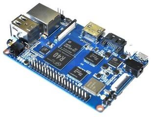 BANANA Pi M2 Ultra jednodeskový počítač