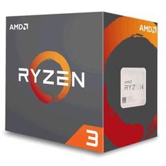 AMD cpu Ryzen 3 1200 AM4 Box (s chladičem, 3.1GHz / 3.4GHz, 8MB cache, 65W, 4 jádro, 4 vlákno)