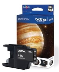 BROTHER LC-1240Bk cartridge Black - 600 stran