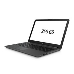 HP NB HP 250 G6, DOS, Celeron N3060 1.6GHz, lcd 15.6