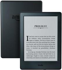 AMAZON KINDLE 8 TOUCH (8.gen 2016, 6 palců) elektronická čtečka knih, 6in display (black, černá, s r