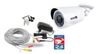 KGUARD CCTV kamera WA813F4( kit 4x kamera) Fulcolor, 1080P, IR LED dosvit 30m, 3.6mm fixní objektiv,