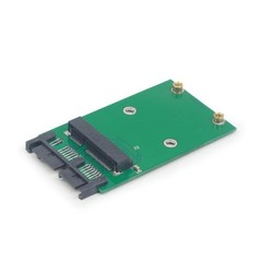 GEMBIRD redukce Mini SATA 3.0 to Micro SATA 1.8