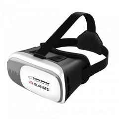ANPIX VR BOX brýle pro virtuální realitu (VR glass, šedo-černé, pro telefony 3.5-6 palců