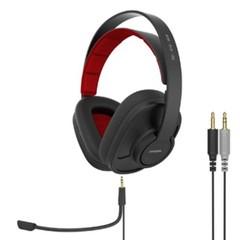 KOSS herní sluchátka HEADSET GMR-540-ISO, + mikrofon, černé