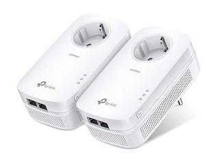 TP-LINK TL-PA9020P STARTER-KIT AV2000 2-portový gigabitový průchozí powerline starter kit
