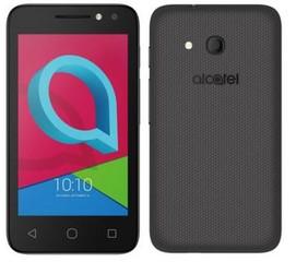 ALCATEL ONETOUCH U3 4049D Dual SIM Černý, mobilní telefon, 4