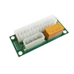 ANPIX ovládání druhého PC zdroje přes MOLEX (adaptér pro sepnutí jednoho podřízeného zdroje) (pro tě