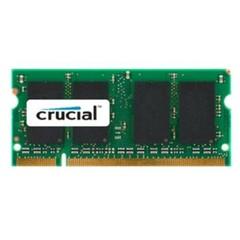 CRUCIAL pro Apple/Mac 2GB DDR2 SO-DIMM 667MHz PC3-5300 CL5 1.8V