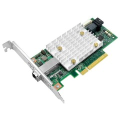 Microsemi Adaptec SmartHBA 2100 4i4e Single 12Gbps SAS/SATA 4 porty int., 4 porty ext., x8 PCIe Gen