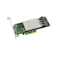 Microsemi Adaptec HBA 1100-16i Single 12Gbps SAS/SATA 16 portů int., x8 PCIe Gen 3