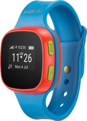 ALCATEL MOVETIME dětské SmartWatch modrá/červená (smarthodinky, Bluetooth, SIMM)