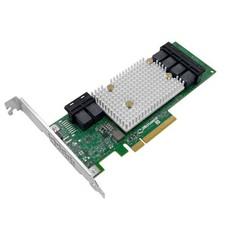 Microsemi Adaptec HBA 1100-24i Single 12Gbps SAS/SATA 24 portů int., x8 PCIe Gen 3
