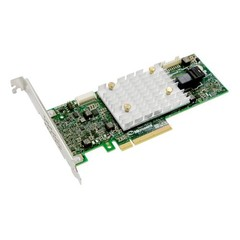 Microsemi Adaptec SmartRAID 3151-4i Single 12Gbps SAS/SATA 4 porty int., x8 PCIe Gen 3, cache paměť