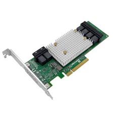 Microsemi Adaptec SmartHBA 2100 24i Single 12Gbps SAS/SATA 24 portů int., x8 PCIe Gen 3