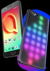 ALCATEL ONETOUCH A5 LED 5085D Metallic Black černý, mobilní telefon, 5.2