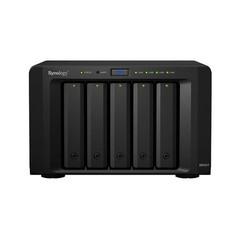 SYNOLOGY DS1517 Disc Station datové úložiště (pro 5x HDD, quad core CPU 1.70GHz, 2GB RAM, 4x GLAN, N