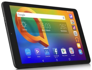 ALCATEL tablet A3 10in WIFI Black černý, 10 palců