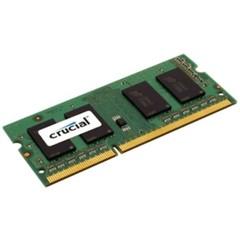 CRUCIAL pro Apple/Mac 16GB DDR3L SO-DIMM 1866MHz PC3-14900 CL13 1.35V