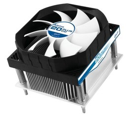ARCTIC Alpine 20 PLUS CO chladič CPU - 92mm (pro Intel 2011, do 130W)