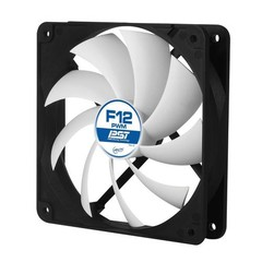 ARCTIC F12 PWM (value pack) sada 5 ventilátorů - 120mm