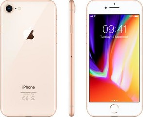 Apple iPhone 8 64GB Gold (zlatý), 4.7