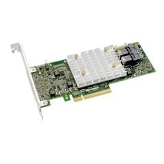 Microsemi Adaptec SmartRAID 3152-8i Single 12Gbps SAS/SATA 8 portů int., x8 PCIe Gen 3, cache paměť