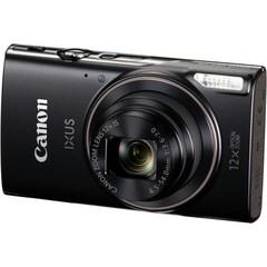 CANON IXUS 285 HS Black digitální fotoaparát s WiFi, NFC (20Mpix, 12x zoom, Wide 25mm, 3