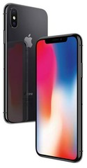 Apple iPhone X 256GB Space Gray (vesmírně šedý), 5.8